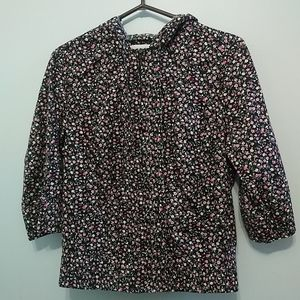 3/10$ Urban Heritage outerwear girl floral coat
